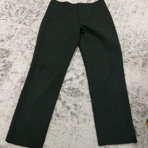 Club Monaco black hi waist dress pants